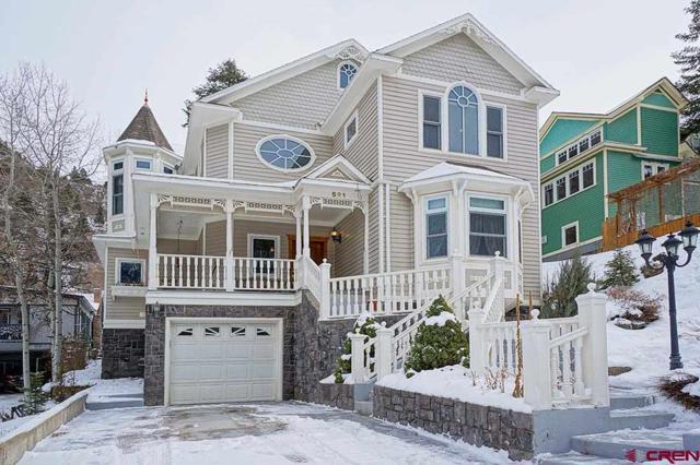521 5th Street Street, Ouray, CO 81427 (MLS #752692) :: Keller Williams CO West / Mountain Coast Group