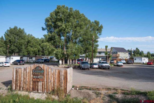 700 W Highway 50, Gunnison, CO 81230 (MLS #752701) :: Keller Williams CO West / Mountain Coast Group