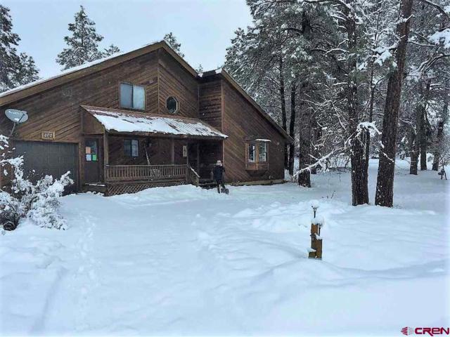 354 Pines Drive, Pagosa Springs, CO 81147 (MLS #752713) :: Durango Home Sales