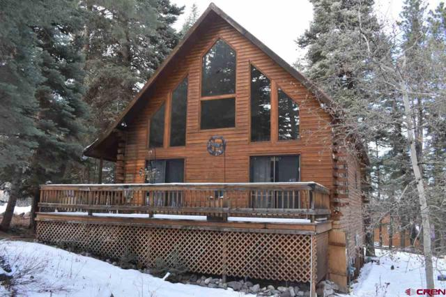 394 Whispering Pines Drive, Ouray, CO 81427 (MLS #752747) :: Durango Home Sales