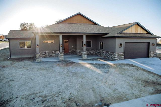 3626 Chestnut Drive, Montrose, CO 81401 (MLS #752767) :: Durango Home Sales