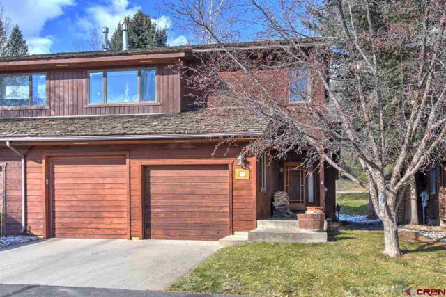 114 Cottonwood Creek Road #D3, Durango, CO 81301 (MLS #752772) :: Durango Home Sales