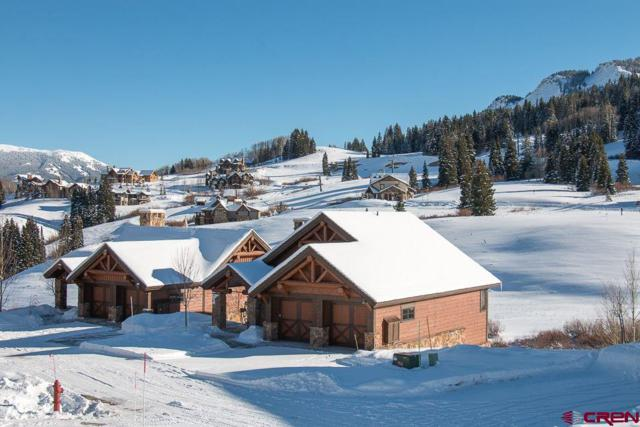 26 Appaloosa Road, Mt. Crested Butte, CO 81225 (MLS #752775) :: Durango Home Sales