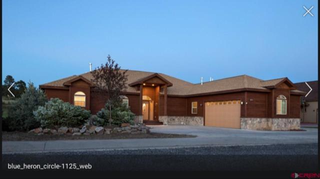 161 Blue Heron, Pagosa Springs, CO 81147 (MLS #752778) :: Durango Home Sales