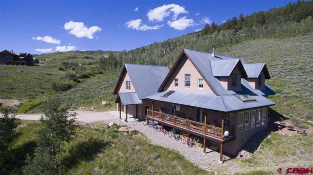 78 Janet Place, Crested Butte, CO 81224 (MLS #752785) :: The Dawn Howe Real Estate Network | Keller Williams Colorado West Realty