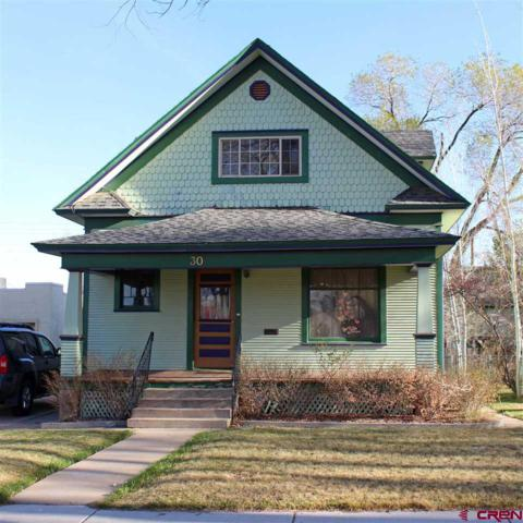 30 W Montezuma Avenue, Cortez, CO 81321 (MLS #752820) :: The Dawn Howe Group | Keller Williams Colorado West Realty