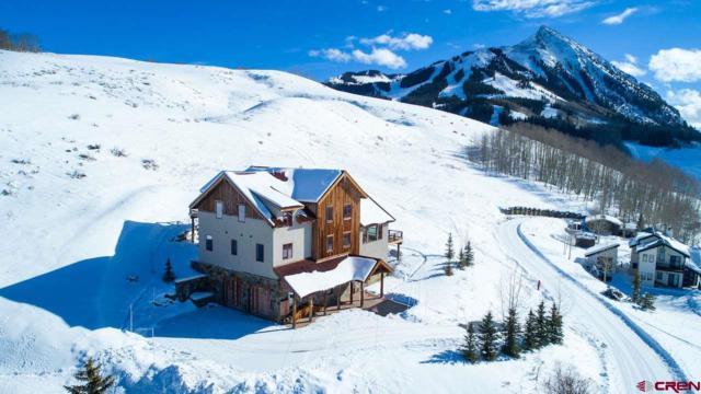 67 Cinnamon Mountain Road, Mt. Crested Butte, CO 81225 (MLS #752827) :: Durango Home Sales