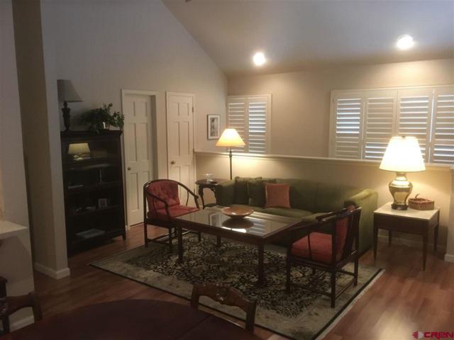 628 Teocalli Avenue B-4, Crested Butte, CO 81224 (MLS #752833) :: Durango Home Sales