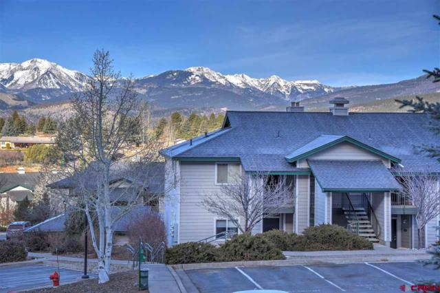 1100 Goeglein Gulch #141, Durango, CO 81301 (MLS #752846) :: Durango Home Sales
