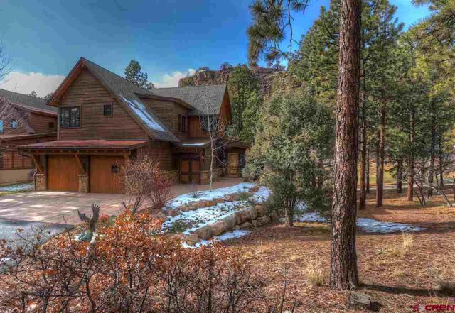 761 Glacier Club Drive #18, Durango, CO 81301 (MLS #752953) :: Durango Home Sales