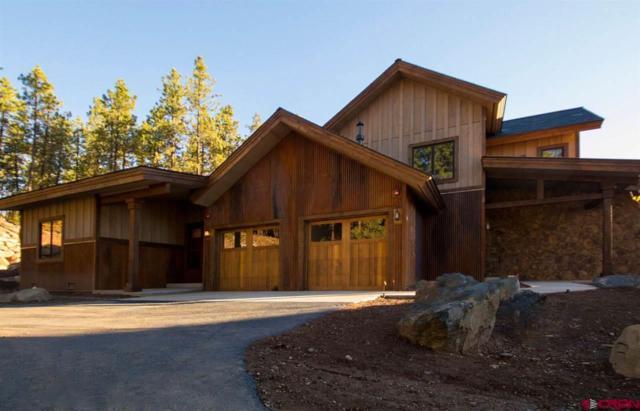 87 Glacier Club Trail #12, Durango, CO 81301 (MLS #752954) :: Durango Mountain Realty