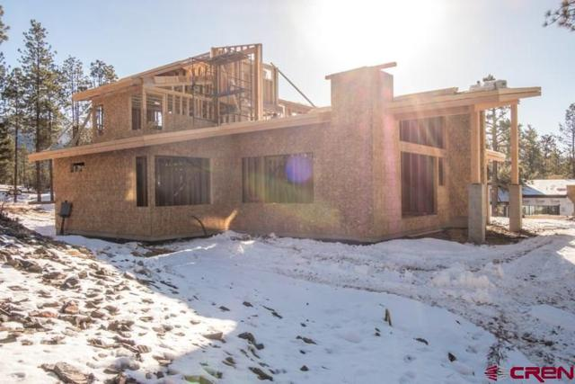 1901 Glacier Club Drive #4, Durango, CO 81301 (MLS #752956) :: Durango Home Sales