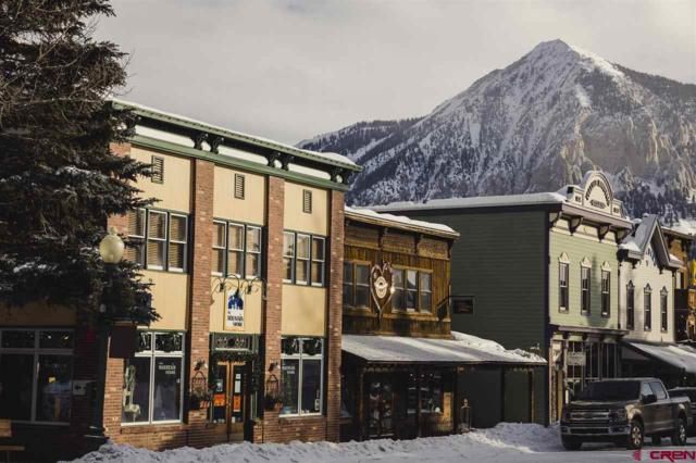 203 Elk Avenue, Crested Butte, CO 81224 (MLS #753063) :: The Dawn Howe Group | Keller Williams Colorado West Realty