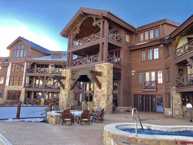 14 Hunter Hill Rd C202, Mt. Crested Butte, CO 81225 (MLS #753106) :: The Dawn Howe Group | Keller Williams Colorado West Realty