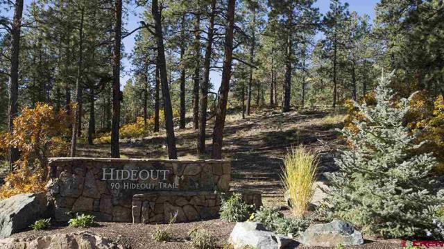 TBD Ambush Canyon, Durango, CO 81301 (MLS #753214) :: Durango Mountain Realty