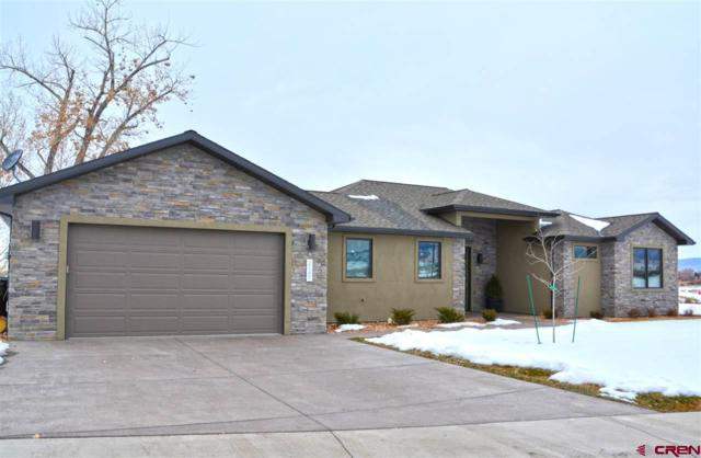 2147 Signature Ridge Lane, Montrose, CO 81401 (MLS #753308) :: Durango Home Sales