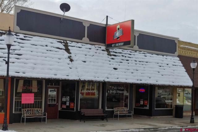 215 W Main Street, Cedaredge, CO 81413 (MLS #753328) :: Durango Home Sales