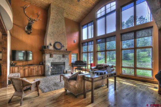 216 Cliffs Edge, Durango, CO 81301 (MLS #753395) :: Durango Home Sales