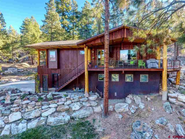729 Twelve Point Buck Trail, Durango, CO 81301 (MLS #753409) :: Durango Mountain Realty