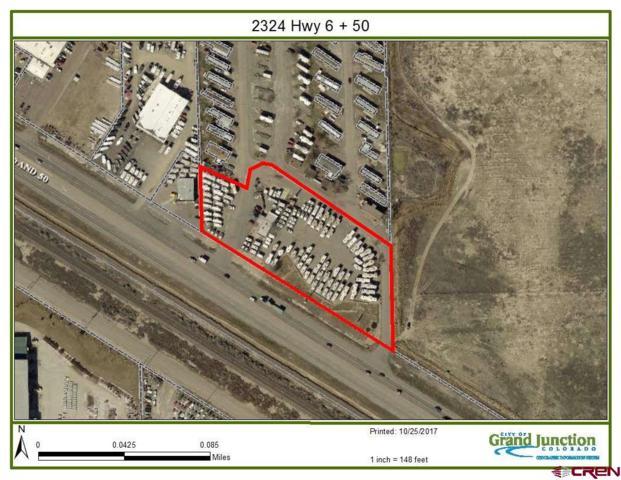 2324 Hwy 6&50 Highway, Grand Junction, CO 81505 (MLS #753426) :: CapRock Real Estate, LLC