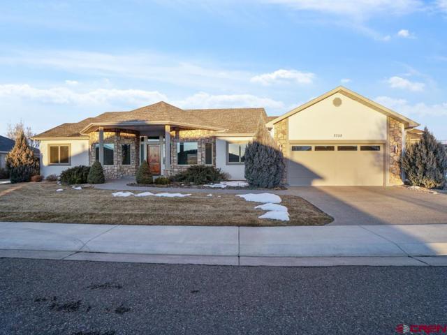 3725 Grand Mesa Drive, Montrose, CO 81403 (MLS #753544) :: Durango Home Sales