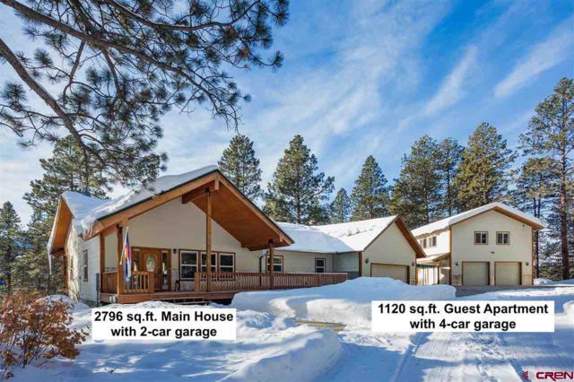 134 Vaca Place, Durango, CO 81301 (MLS #753596) :: Durango Mountain Realty