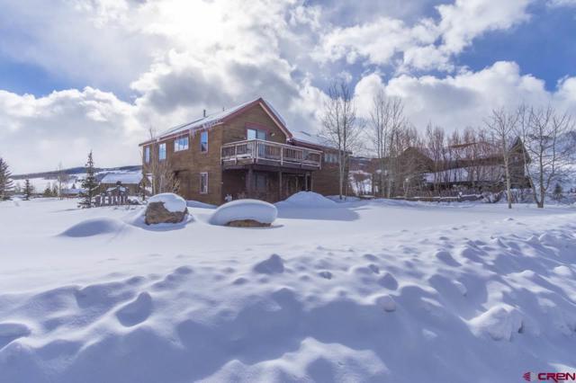 723 Shavano Street, Crested Butte, CO 81224 (MLS #753598) :: Durango Home Sales