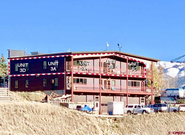 523 Riverland Drive 3D, Crested Butte, CO 81224 (MLS #753660) :: Durango Home Sales