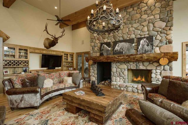 229 Goulding Creek Drive, Durango, CO 81301 (MLS #753678) :: Durango Home Sales