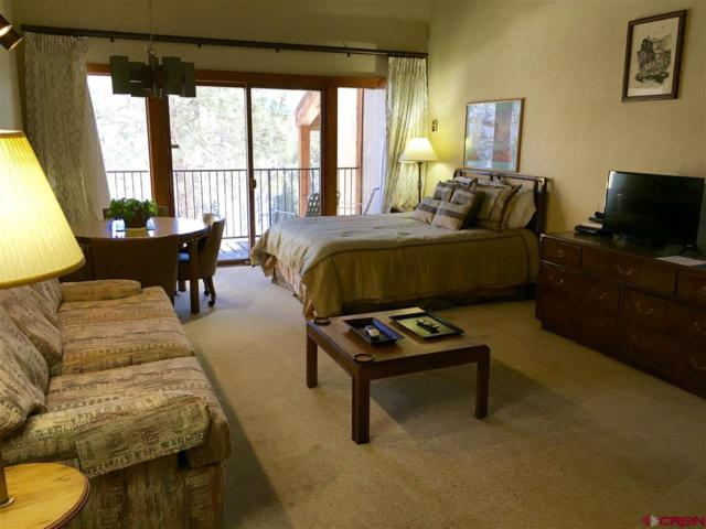 961 N Tamarron Drive #648, Durango, CO 81301 (MLS #753704) :: Durango Home Sales