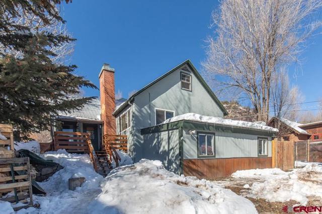 2845 W 3rd Avenue, Durango, CO 81301 (MLS #753747) :: Durango Mountain Realty