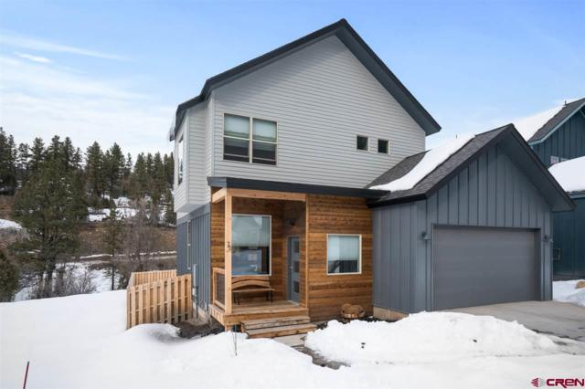 75 Spring Creek Village Place, Durango, CO 81301 (MLS #753760) :: Durango Mountain Realty
