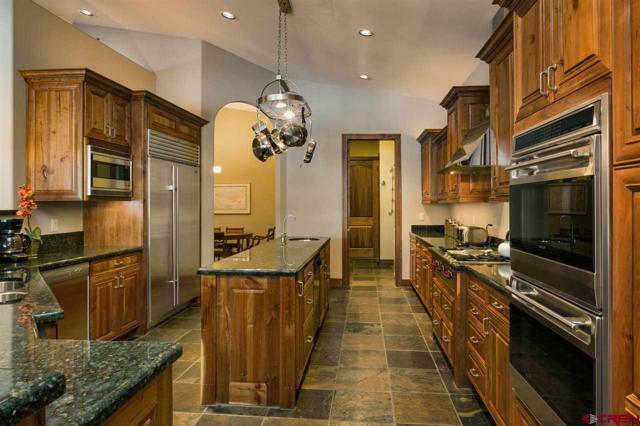 27 Dog Leg Lane, Durango, CO 81122 (MLS #753762) :: Durango Mountain Realty