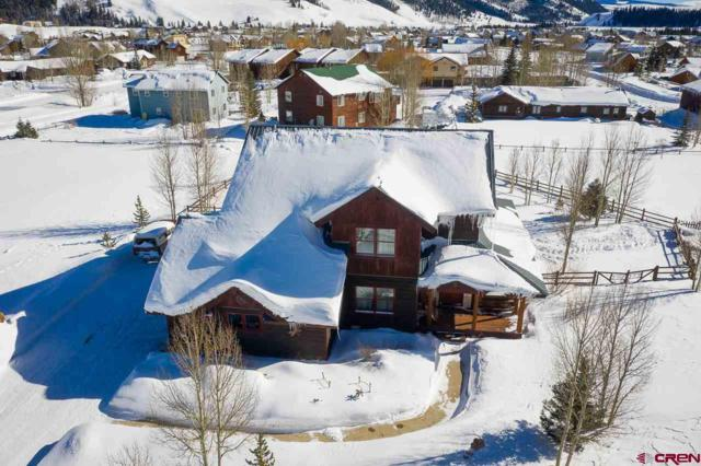 783 Shavano Street, Crested Butte, CO 81224 (MLS #753787) :: The Dawn Howe Group | Keller Williams Colorado West Realty