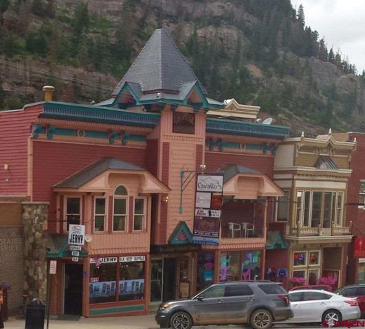 630 Main Street, Ouray, CO 81427 (MLS #753803) :: Durango Home Sales