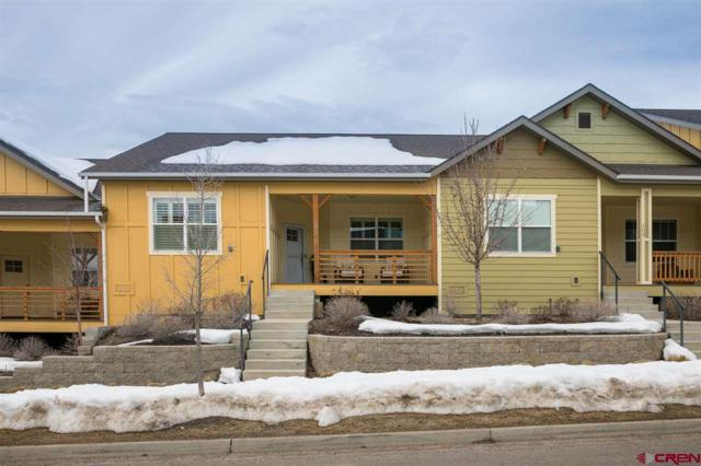157 Sierra Vista Street, Durango, CO 81301 (MLS #753861) :: Durango Mountain Realty
