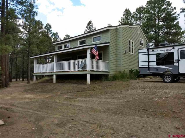 472 Monument, Pagosa Springs, CO 81147 (MLS #753905) :: Durango Home Sales