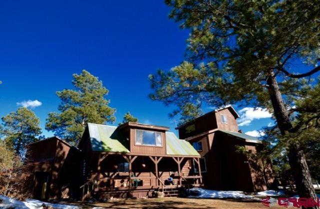 4019 Cr 141, Durango, CO 81303 (MLS #753906) :: Durango Mountain Realty