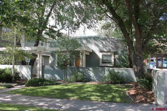 765 College Drive #9 & 10, Durango, CO 81301 (MLS #753928) :: Durango Home Sales