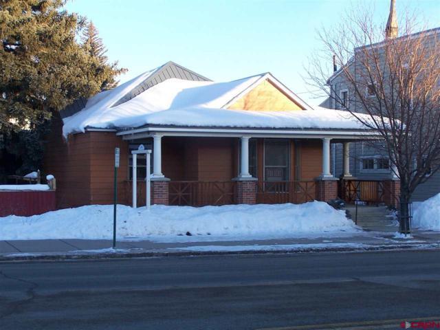 312 N Main Street, Gunnison, CO 81230 (MLS #753986) :: Durango Home Sales