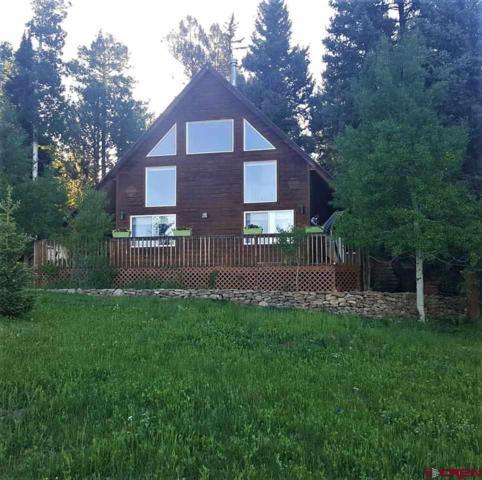 230 Timber Drive, Cimarron, CO 81220 (MLS #754028) :: Durango Home Sales