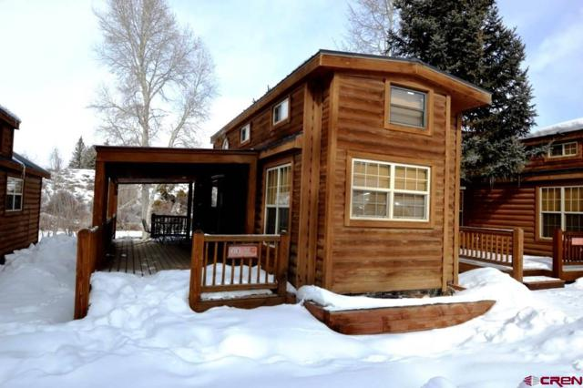 60 W Taylor Drive, Almont, CO 81210 (MLS #754043) :: The Dawn Howe Group | Keller Williams Colorado West Realty