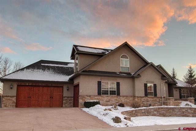 451 Cobble Drive, Montrose, CO 81403 (MLS #754055) :: Durango Home Sales