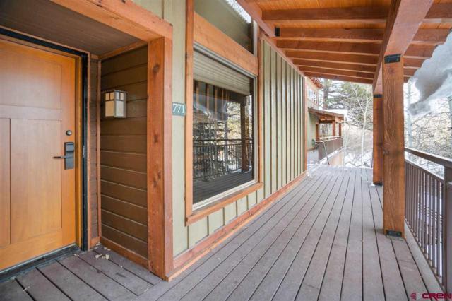 365 S Tamarron Drive #771, Durango, CO 81301 (MLS #754094) :: Durango Home Sales