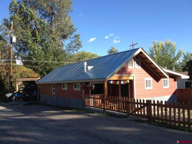 250 Weston Drive, Durango, CO 81301 (MLS #754099) :: Durango Mountain Realty