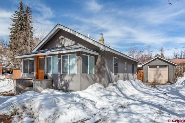 275 W 18th Street, Durango, CO 81301 (MLS #754112) :: Durango Mountain Realty