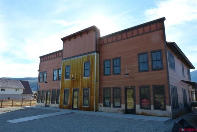 241 Gillaspey Avenue C2, Crested Butte, CO 81224 (MLS #754272) :: Durango Home Sales