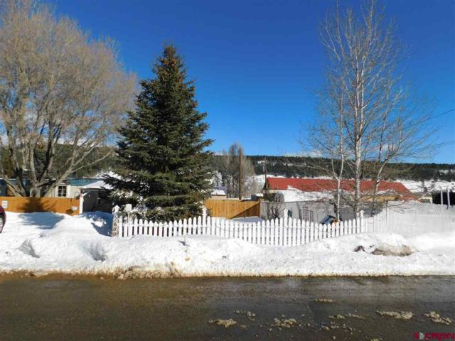 650 S 6th Street, Pagosa Springs, CO 81147 (MLS #754288) :: The Dawn Howe Group | Keller Williams Colorado West Realty