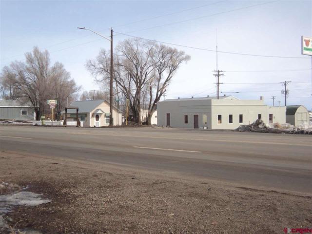 204 & 210 N Broadway, Monte Vista, CO 81144 (MLS #754397) :: The Dawn Howe Group | Keller Williams Colorado West Realty