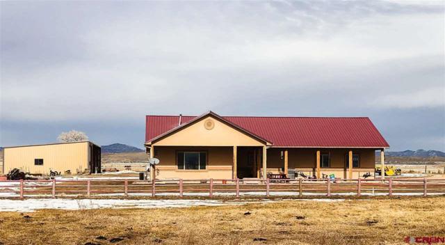 748 R Road, Mack, CO 81525 (MLS #754445) :: The Dawn Howe Group | Keller Williams Colorado West Realty